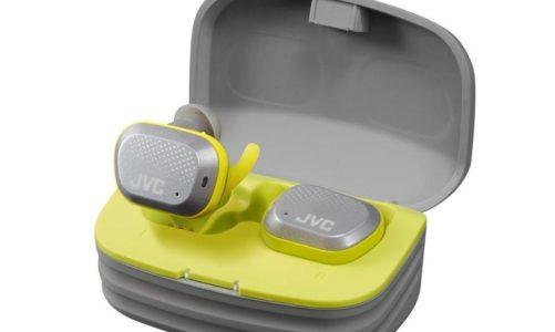 JVC HA-AE5T: słuchawki True Wireless dla sportowców