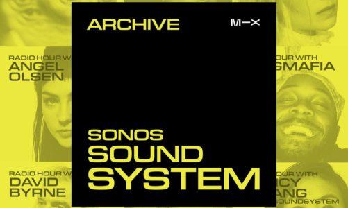 Audycje muzyczne Sonos dostępne na Mixcloud