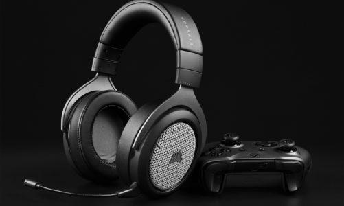 CORSAIR HS75 XB WIRELESS: licencjonowane słuchawki bezprzewodowe do Xbox!