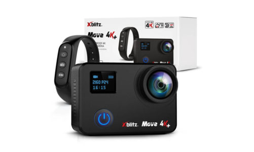 Niedroga kamerka sportowa: Xblitz Move 4K Plus
