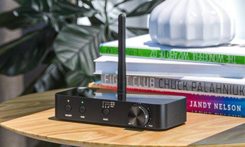 FiiO BTA30: audiofilski Bluetooth do domowego audio w nieaudiofilskiej cenie?