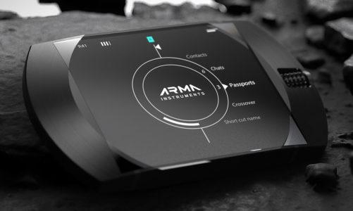 Marzenie maniaków prywatności: wyrzuć smartfon, weź ARMA G1!