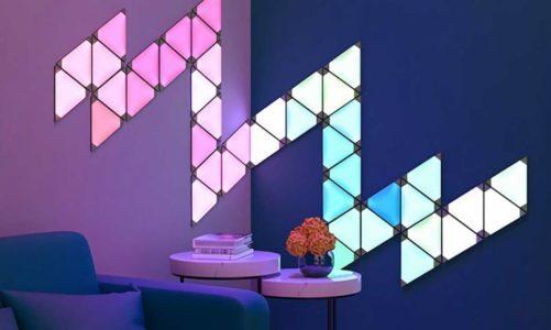 Tanie panele świetlne od Xiaomi: wymarzona dekoracja?