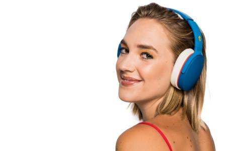 Słuchawki Bluetooth Skullcandy Hesh ANC/Evo: lekkie, zachowawcze i … kolorowe!