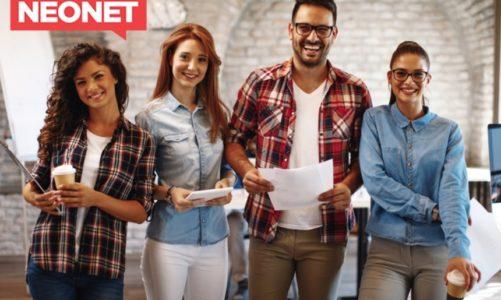 Zgadnij, czym kusi praca marketingowca w Neonet?