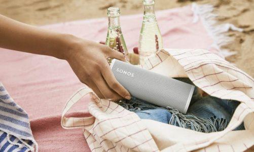 Sonos Roam: mały, a Sonos