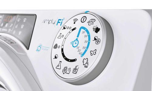 Candy RapidO: pranie w 14 minut i Wi-Fi!
