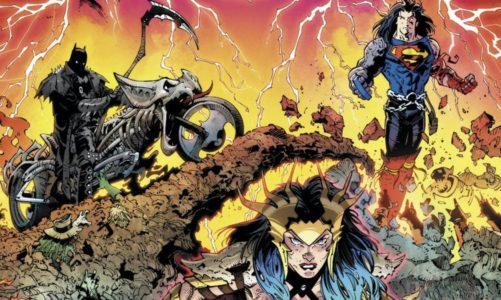 Dark Nights: Death Metal to soundtrack do … komiksu!