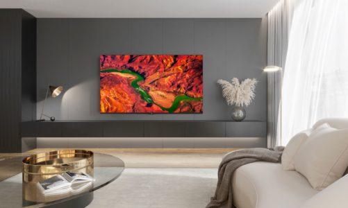 Telewizory JVC OLED / fot. JVC