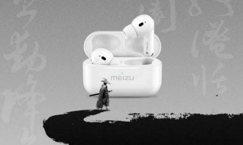 Meizu POP Pro: to już desant na True Wireless!