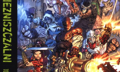 DCeased: Niezniszczalni. Rozwałka zombie z łezką w oku!