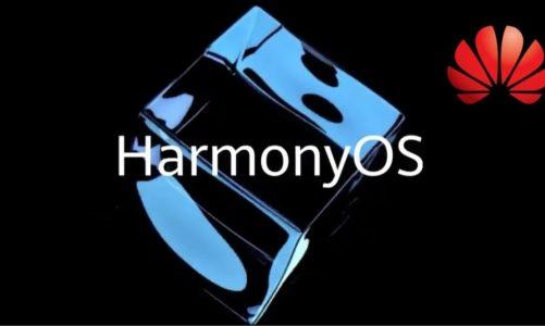 Huawei HarmonyOS Huawei / fot. Huawei