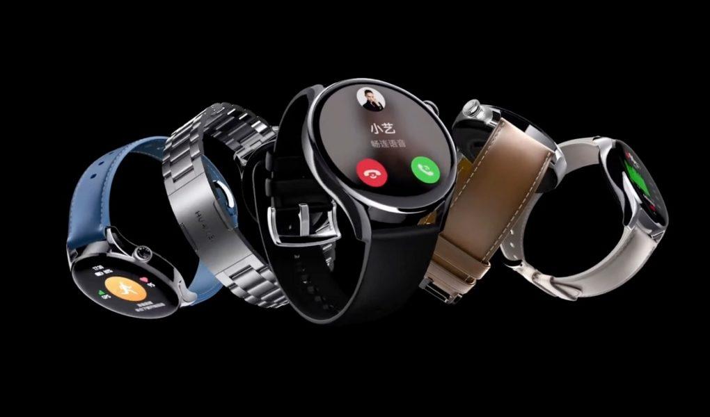 Huawei Watch 3 / fot. Huawei