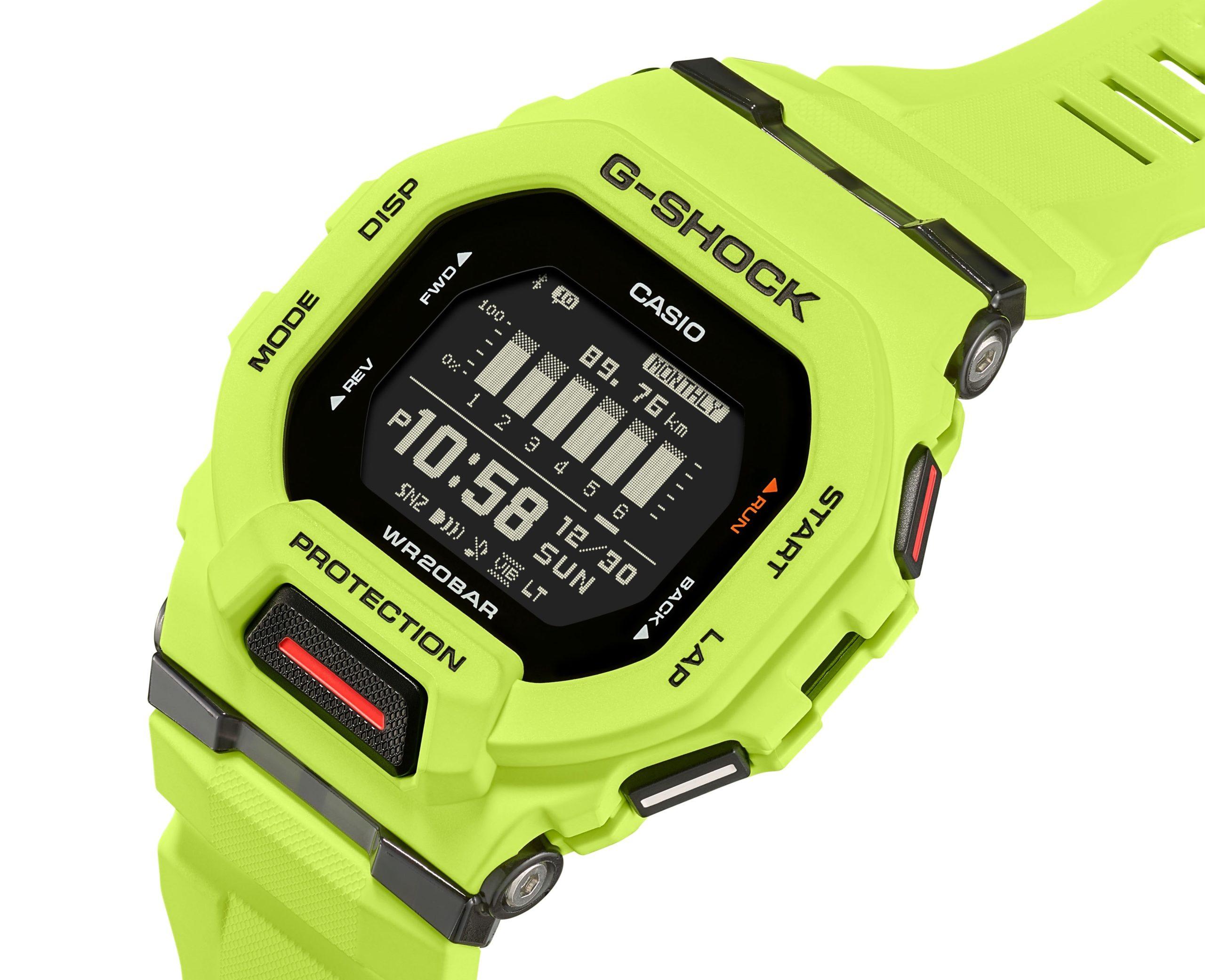Casio G-SHOCK GBD 200