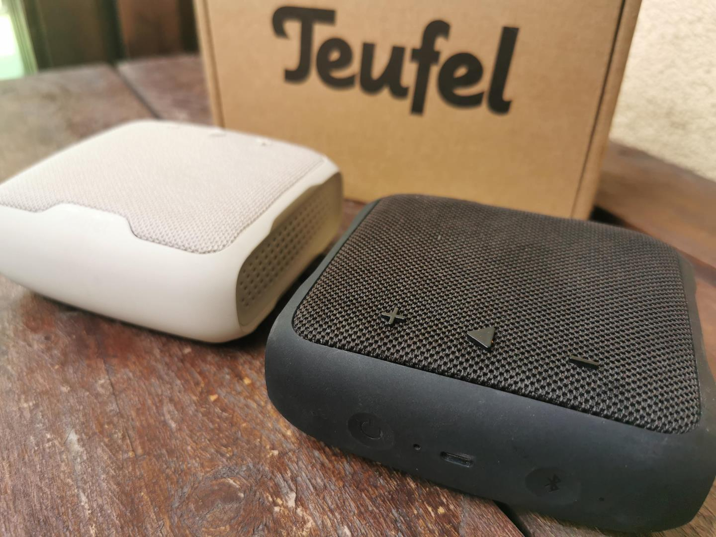 Teufel Boomster Go Stereo Set